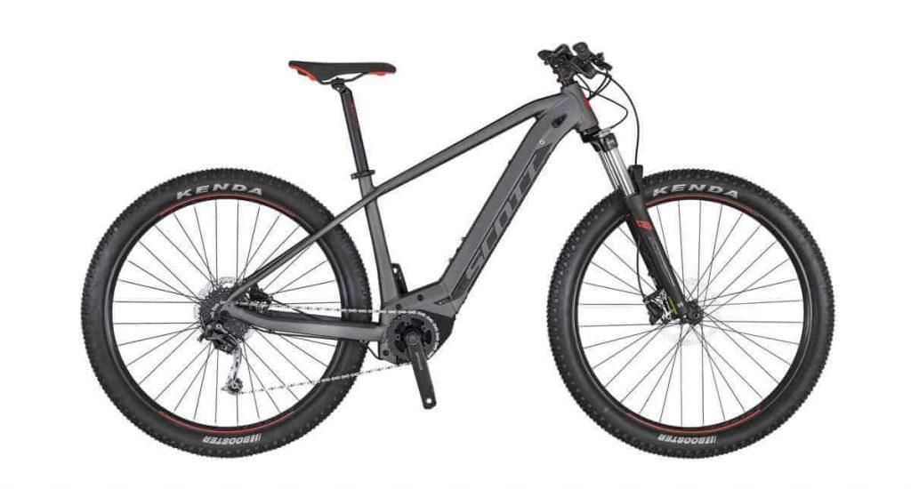 Scott Aspect Eride 950 mountainbike elcykel