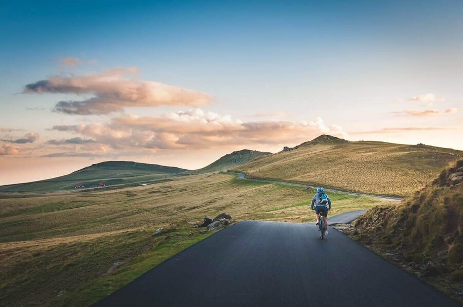 Cykelochfritid-cykling-landskap